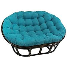 papasan furniture. blazing needles solid microsuede double papasan chair cushion 58 furniture