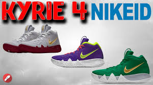 Best Kyrie 3 Designs Designing The Kyrie 4 On Nike Id
