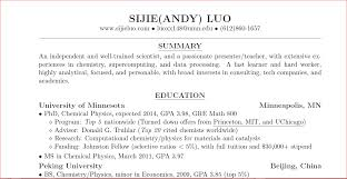 How To Write Out Your Degree On A Resume How To List Degree On Resume Perfect Resume Format 1