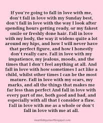 Fall Quotes About Love Fascinating Love Quotes For Him For Her If You're Going To Fall In Love With