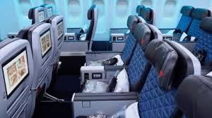 Delta Express Jet Seating Chart Deltas Best Planes For Transatlantic Premium Economy Class