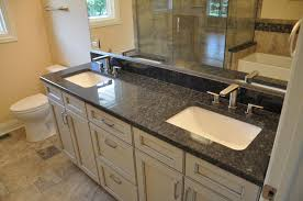 cleaning marble bathroom countertops