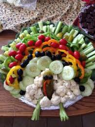 Decorative Relish Tray For Thanksgiving Turkey relish tray I made on Thanksgiving thanksgiving 66