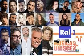 Musicacheunisce RAIUno per #IORESTOACASA - Trentino Cultura