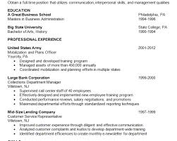 Indeed Resume Examples Examples Of Resumes