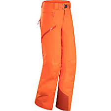 Arcteryx W Sentinel Pant Orange Julia Fast And Cheap