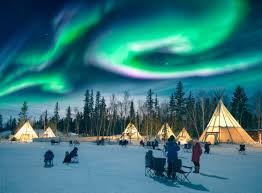 Yellowknife Northern Lights March This Is How And Where To See The Northern Lights This Year