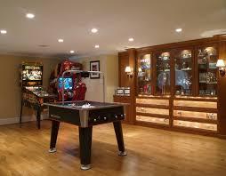 New Basement Games Room Home Design Popular Cool And Basement - Finished basement kids