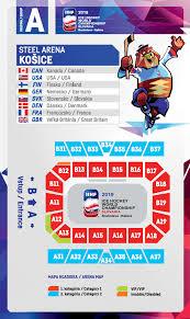Iihf Ticket Information