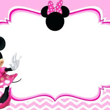Free Mickey Mouse Template Download Minnie Mouse Pictures Free Download Foodlifestyle Co