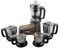 Panasonic Kitchen Appliances Buy Panasonic Mixer Grinder Mx Ac555 New 5 Jar 550 Watt Mixer