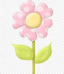 Flower Paper Clips Flowers Clipart Background Clipart Paper Flower Drawing