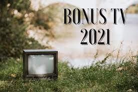 Tutte le novità sul Bonus TV 2021!