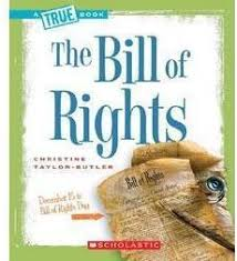explaining the bill of rights scholastic