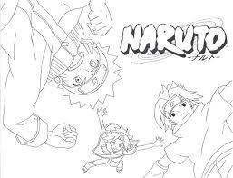 Chibi Naruto Coloring Pages Coloring Page Cute Printable Sheets Cute