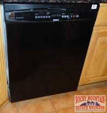 kenmore dishwasher black. best kenmore quiet guard 2 dishwasher 60 on structure a cover letter with black