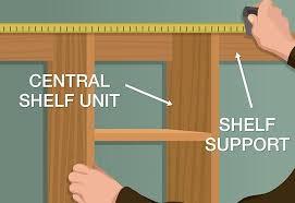 how to put shelves in a closet position unit closet build closet organizer position the central