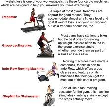 workout routines for weight loss 9