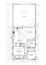 barndominium floor plans pole barn house and metal new zealand w pole house plans house plan