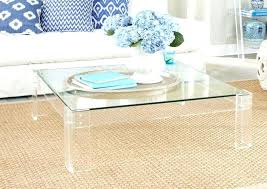 acrylic coffee table image of coffee table small round acrylic coffee table