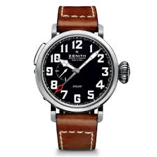 men s zenith watches beaverbrooks the jewellers zenith pilot montre d aeronef type 20 automatic men s watch