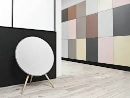 Bang & Olufsen BeoPlay A9  Satellite Dish Speakers