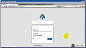 Solve a Blank WordPress Admin Panel - YouTube