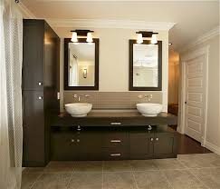 bathroom vanity cabinets with double sink and mirrors images brown bathroom furniture