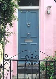 Choosing Front Door Paint Color Front Door With Fiberglass Front
