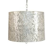 43 creative fantastic mother of pearl pendant light drum shade shell chandeliers with chain holder for home lighting ideas hanging bronze flush mount