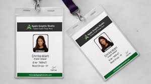 Identity Card Design How To Design An Id Card Print Design Photoshop Tutorial Youtube