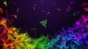 Blue Neon Gaming Wallpaper / Neon ...
