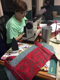 New Covenant Quilting - Arts & Crafts Store - Madisonville ... & Image may contain: 1 person, indoor Adamdwight.com