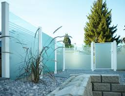 Modernes Zeitloses Design Glas Im Garten Erm Glicht Das