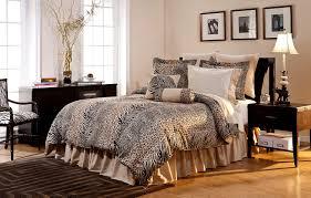 Leopard Bedroom Accessories Cheetah Print Bedroom Curtains