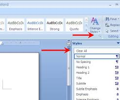 Ms Word Menu Templates How To Reduce Size Of Large Microsoft Word Documents