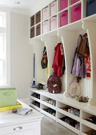 white hall tree entry bench with shoe storage