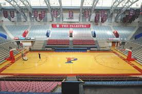 The Palestra Seating Chart Mike Wisniewski Staff The Daily Pennsylvanian