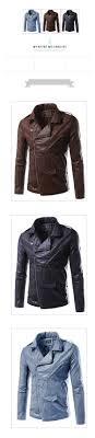 new arrivals autumn brand leather jacket men jaqueta couro masculino er leather jacket sheepskin coat motorcycle