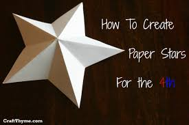 paper stars how to make pointed d craft thyme paper stars cappa paper stars lanterns