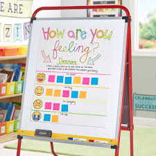 Anchor Chart Easel All Purpose Teaching Easel With Locking Casters Social