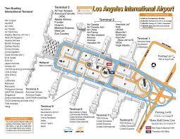 Klax Charts Pdf Lax Terminal Map Circa Mid 2000s Airtran Airways Alaska