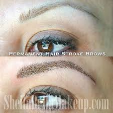 with semi permanent make up you can