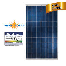 Yingli Solar Panels review