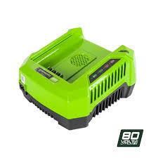 <b>Зарядное устройство Greenworks</b> G80C 80V 2902507 (1,9 А ...