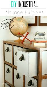 Roundup 10 Industrial Chic DIY Furniture Projects Curbly