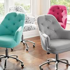 tufted desk chair check it out featured in a diy with maybaby