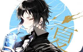 You'll love the dog clothes and cat clothes! Bungou Stray Dogs Osamu Dazai Portrait Anime Characters Bungou Stray Dogs Art 1920x1200 Wallpaper Teahub Io