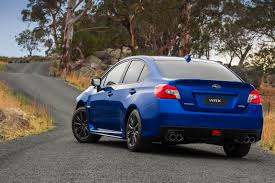 2015 Subaru WRX Specifications : Technical guide - Photos (1 of 7)