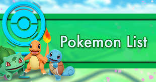 Pokemon List Pokemon Go Wiki Gamepress